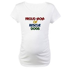 Proud Mom Of Rescue Dogs 1 Shirt