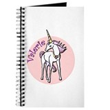 Valerie Unicorn Journal