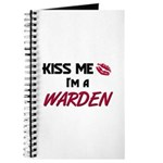Kiss Me I'm a WARDEN Journal