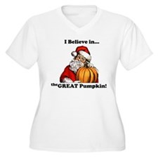 Believe in Great Pumpkin T-Shirt