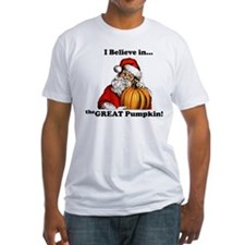 Believe in Great Pumpkin Shirt