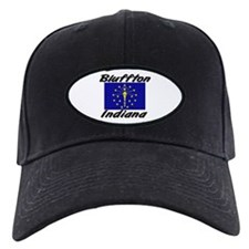 Bluffton Indiana Baseball Hat