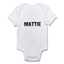 Mattie Infant Bodysuit