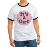 It's a girl Ringer T