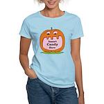 Halloween Insert Candy Here Women's Light T-Shirt