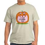 Halloween Insert Candy Here Light T-Shirt