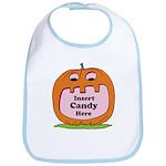 Halloween Insert Candy Here Bib