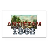 ABH Antietam Rectangle Decal