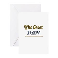Dan Greeting Cards (Pk of 10)