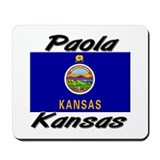 Paola Kansas Mousepad