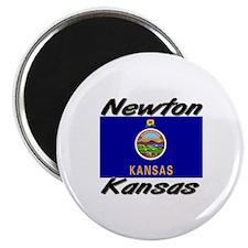 Newton Kansas Magnet