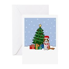BC Howling Holiday Greeting Cards (Pk of 10)
