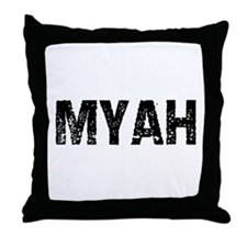 Myah Throw Pillow