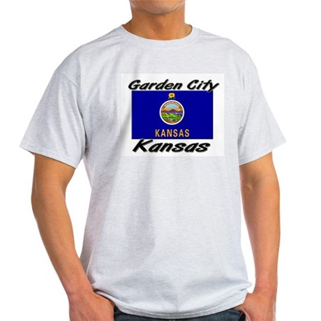 Garden City Kansas Light T-Shirt