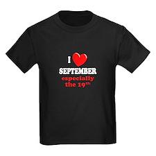 September 19th T