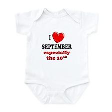 September 10th Onesie