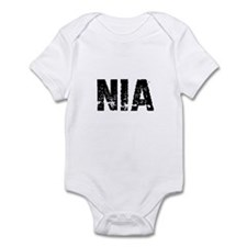 Nia Infant Bodysuit