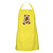 Teddy Bear Buddies BBQ Apron