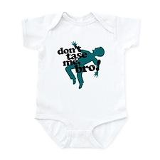Don't Tase Me, Bro! Infant Bodysuit