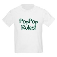 PopPop Rules! T-Shirt