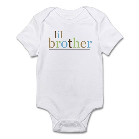 Lil Bro (fun) Infant Bodysuit