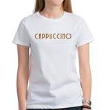 cappuccino Tee