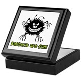 Bacteria Are Fun Keepsake Box