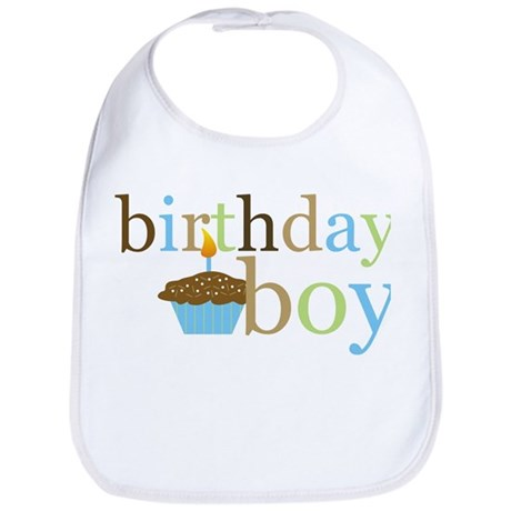 First Birthday! Bib
