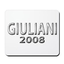 Giuliani 2008 Mousepad