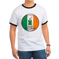 Hatfield, St. Patrick's Day T