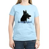 GSD(black) Name T-Shirt