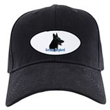 GSD(black) Name Baseball Cap