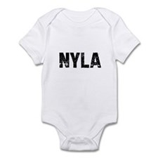 Nyla Infant Bodysuit
