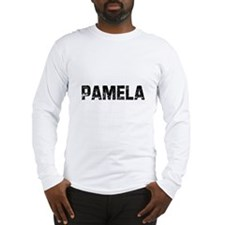 Pamela Long Sleeve T-Shirt