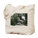 Lion in Spain Tote Bag