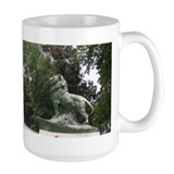 Lion in Spain Coffee Mug
