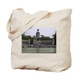 Retiro Park, Madrid, Spain-Tote Bag