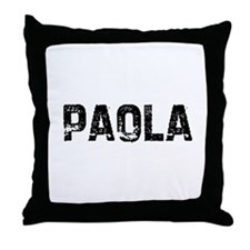 Paola Throw Pillow