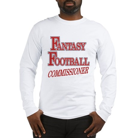 Fantasy Football Commissioner Long Sleeve T-Shirt