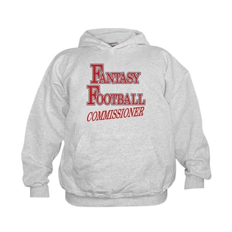 Fantasy Football Commissioner Kids Hoodie
