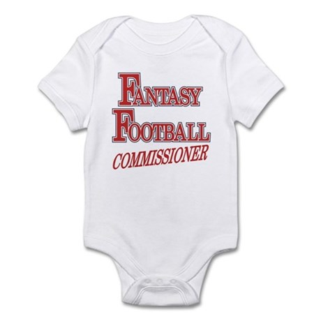 Fantasy Football Commissioner Infant Bodysuit