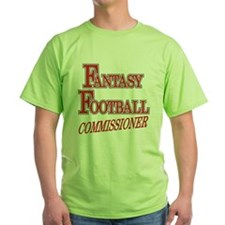 Fantasy Football Commissioner T-Shirt