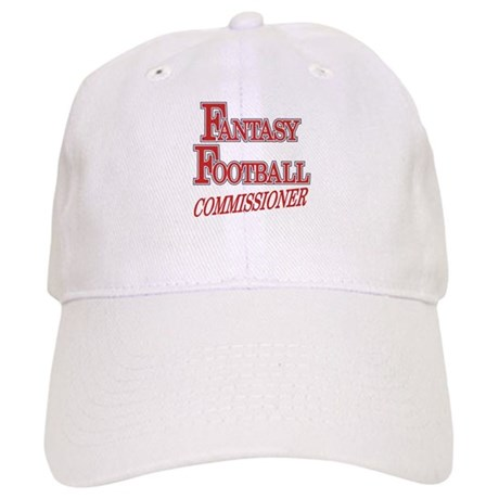 Fantasy Football Commissioner Cap