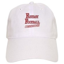 Fantasy Football Commissioner Baseball Cap