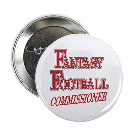 Fantasy Football Commissioner Button