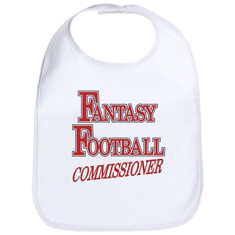 Fantasy Football Commissioner Bib
