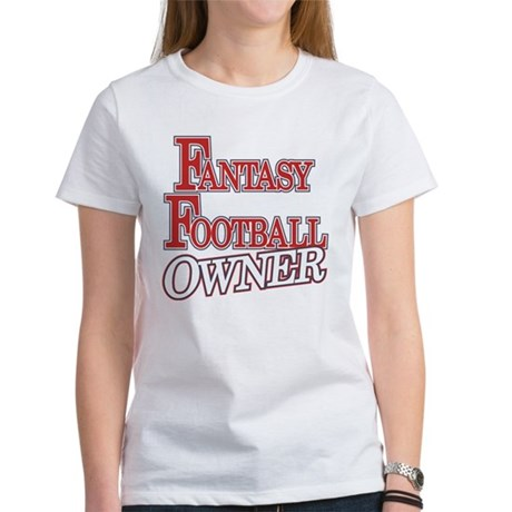Fantasy Football Owner Women's T-Shirt