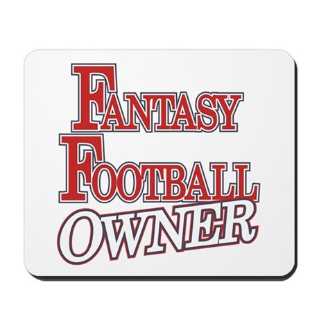 Fantasy Football Owner Mousepad