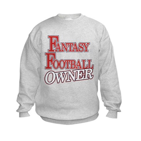 Fantasy Football Owner Kids Sweatshirt