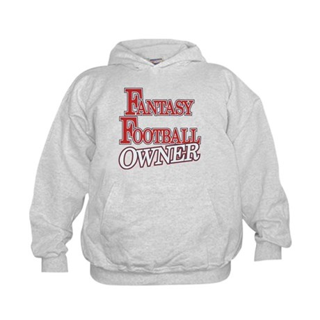 Fantasy Football Owner Kids Hoodie